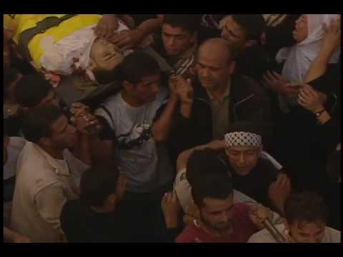 Holy Land 2006 Gaza Biet Hanoun Funerals