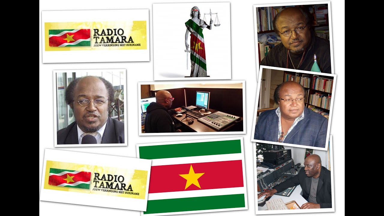 Emile Wijntuin Suriname Politiek