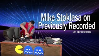 Mike Stoklasa on Previously Recorded (all appearances)