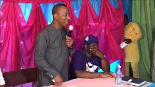 Omoyele Sowore (Pt  2) Jos Town Hall meeting