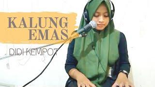 KALUNG EMAS - Didi Kempot LIVE Cover by Novita Kusuma
