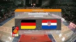 DBB-TV: Deutschland - Kroatien