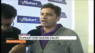 In Business: Flipkart Eyes Silicon Valley