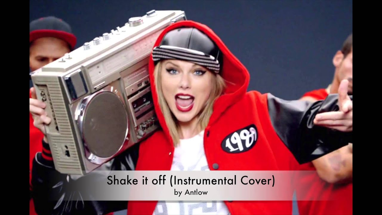 Taylor Swift - Shake it off Instrumental Cover with ...