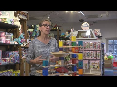VIDEO: Toy shop owners talk Toys 'R' Us closing