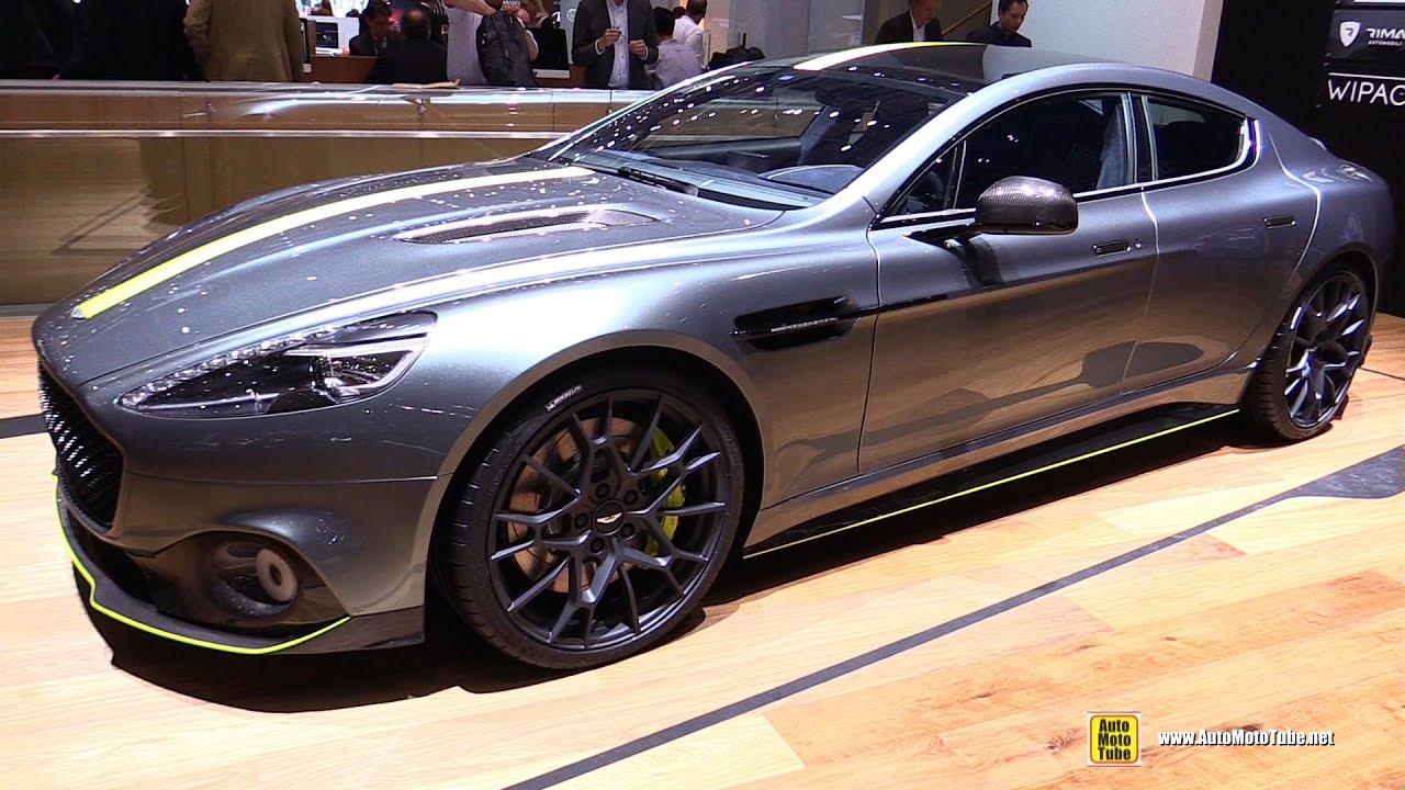 2017 Aston Martin Rapide Amr Exterior And Interior Walkaround Geneva Motor Show
