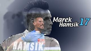 Marek hamsik - goals & skills | 2017