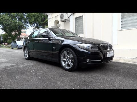 2011 BMW 323i Exclusive Edition (E90) Start-Up and Full Vehicle Tour