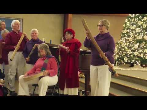 Rogue Valley Peace Choir 1dec17