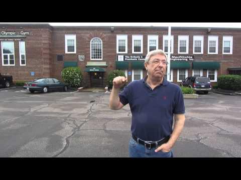 Edd Schultz at the Thomas A. Watson School