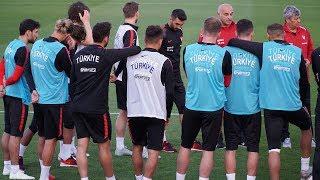 A Milli Takım, Bosna Hersek maçı hazırlıklarına başladı