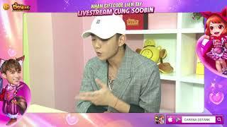 Soobin Hoàng Sơn Live Stream Garena DDTank: Hát live Tọa độ tình yêu 1