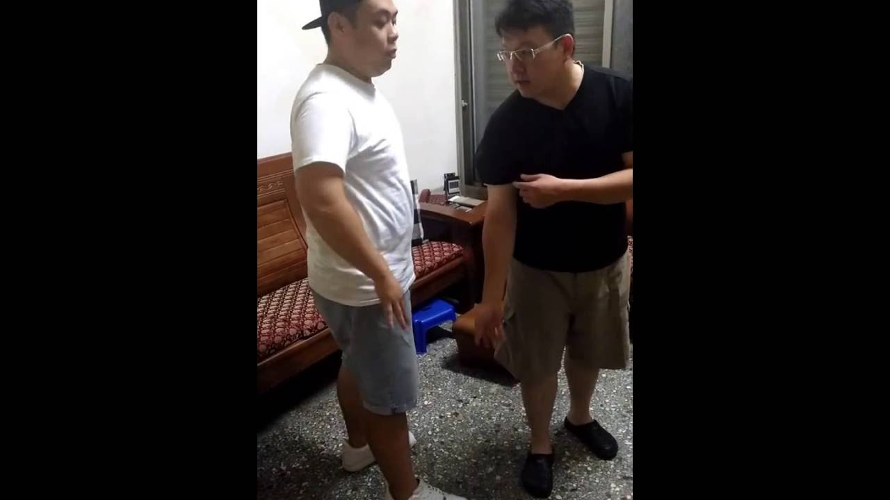 大東流合氣柔術 - 放鬆的力量 - YouTube