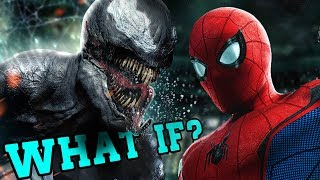 What If Tom Holland's Spider-Man is in the Venom Movie?