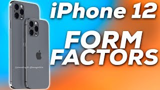 iPhone 12 Form Factor Details