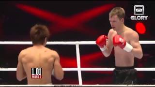 GLORY 8 Tokyo: Gabriel Varga vs Yuta Kubo (Full Video)