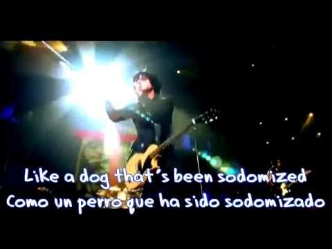 Green Day-East Jesus Nowhere Lyrics Español / English