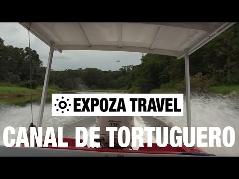 Canal De Tortuguero (Costa Rica) Vacation Travel Video Guide