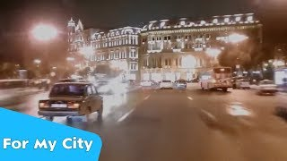 Bahram G - For My City