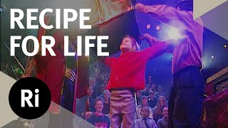 The Recipe For Life - Christmas Lectures with Simon Conway Morris