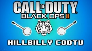 Funny Black Ops 2 Cod Casting | HILLBILLY CODTV w/ HILLBILLY WILDCAT (Funny Moments)