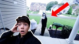 HUNTING FOR THE EVIL NUN! *SHE CAME TO MY HOUSE* SO CRAZY