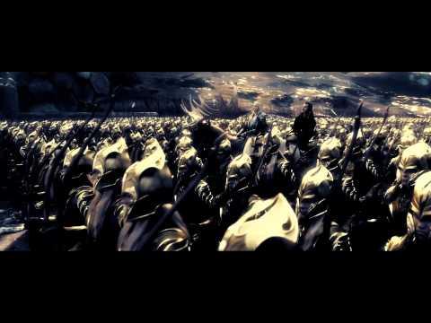 【Thranduil×Loki】the movie:False KingTrailer