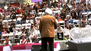 """Voradeth Dithavong Live """" Kart Huk """" at Lao New Year in San Diego 2012"""