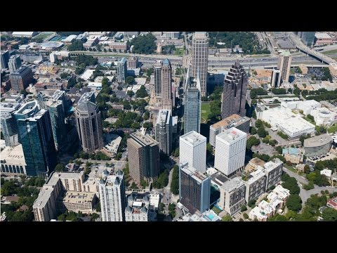 Midtown, Atlanta: Access to Talent, Transit and The World