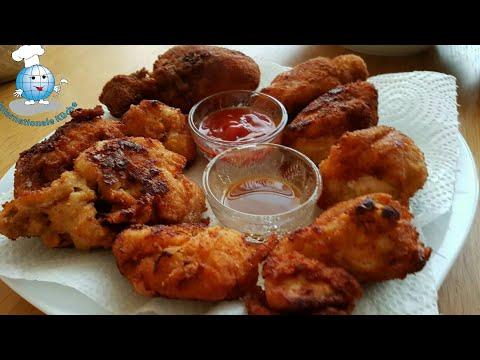 crispy chicken selber machen ramadanmitraaz raazs internationale k che youtube. Black Bedroom Furniture Sets. Home Design Ideas