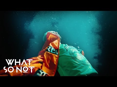 What So Not x George Maple - Buried (feat. Rome Fortune) [Official Music Video]