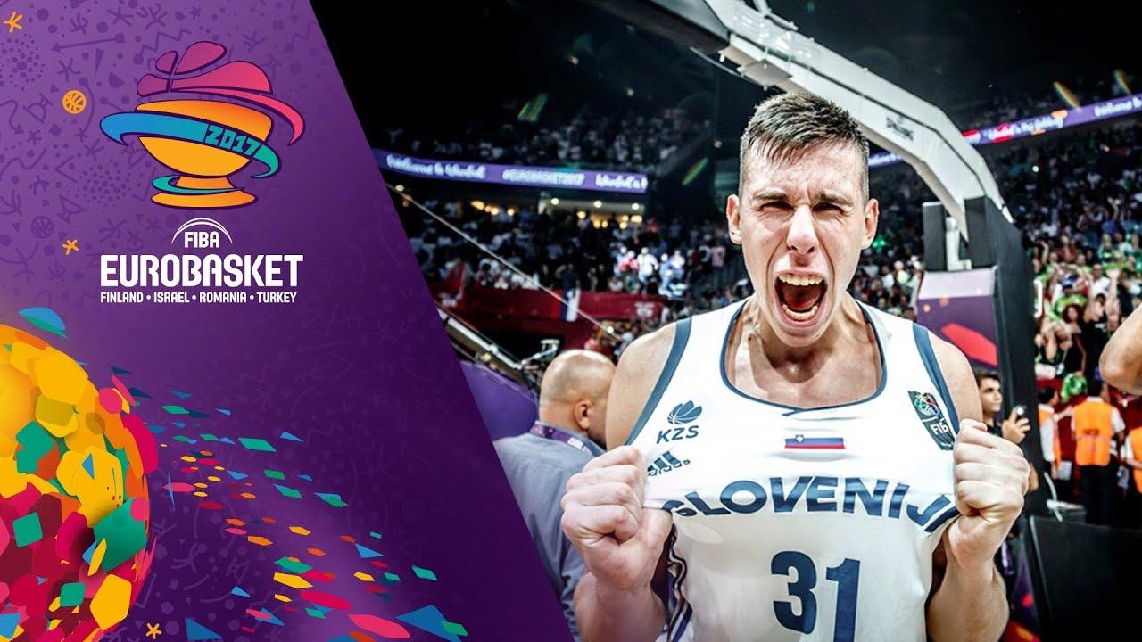 Experience the FIBA EuroBasket 2017