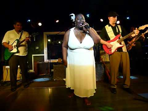 "Diunna Greenleaf CD Release Party ""You Don't Feel That Way About Me"" video by OurKNightsOut.m4v"