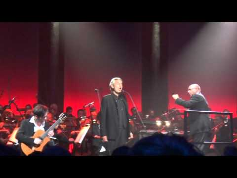 Andrea Bocelli at The Roundhouse London, Itunes Festival.2