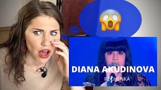 CONFIDENCE COACH reacts to DIANA ANKUDINOVA Rechenka