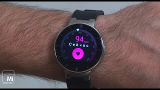 Alcatel Watch. Смарт часы по цене браслета.