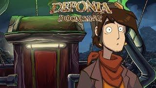 Nochmal Neu hmmm das war DOOF xD l Deponia Doomsday # 03 l