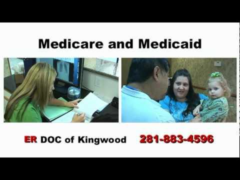 ER Doc Emergency Room of Kingwood 30 Second Commercial