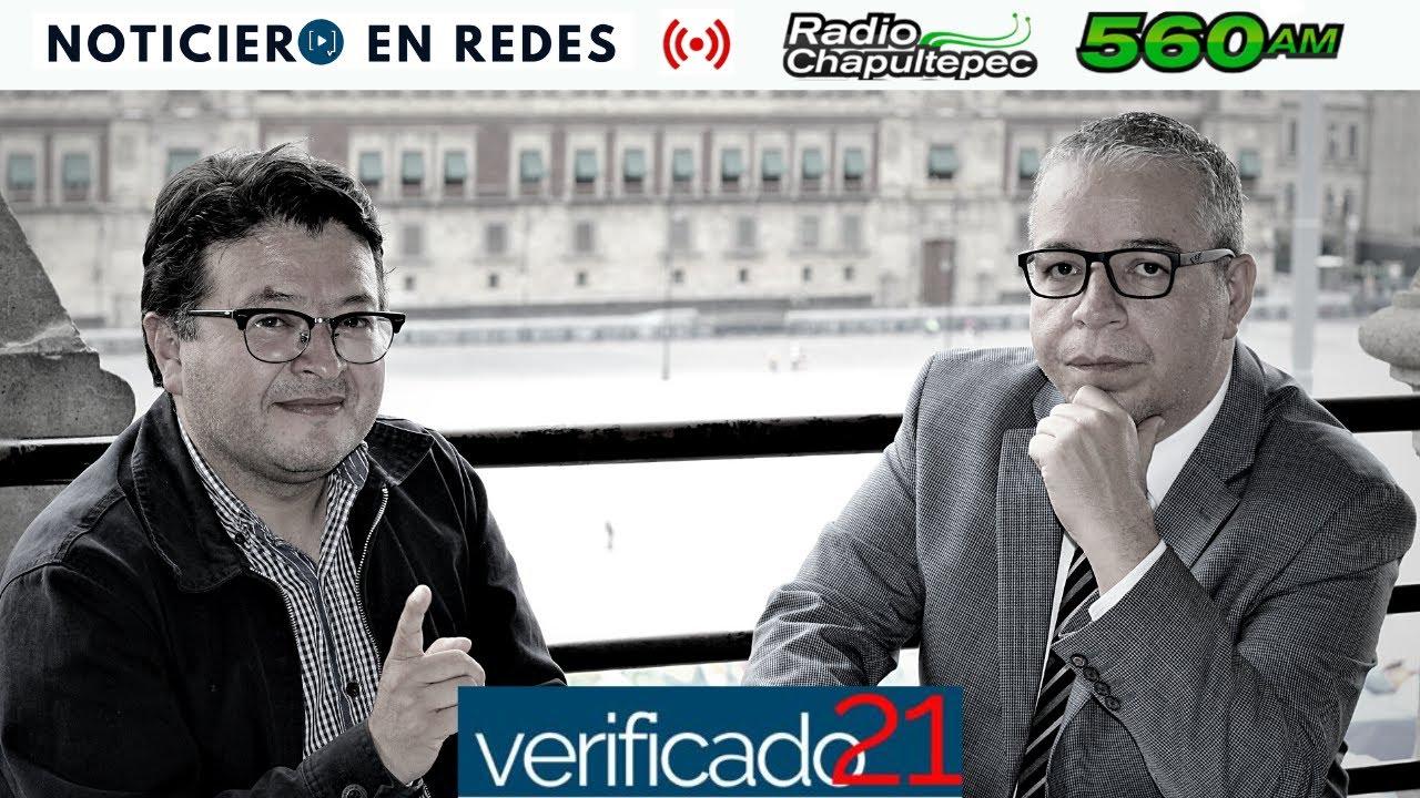 Verificado 21 / Noticiero en Redes + Radio #EnVivo / Jueves 4 Marzo 2021