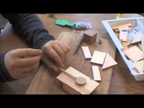 How to build a fun toy tank for kids out of wood easy for Things to build with wood for kids