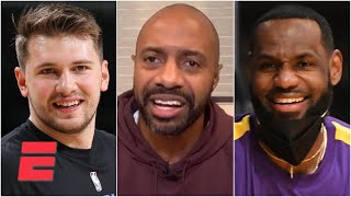 'Luka Doncic is going to win the MVP' over LeBron - Jay Williams | Keyshawn, JWill & Zubin