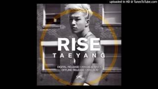 TAEYANG - 눈,코,입 (EYES,NOSE,LIPS) Official Instrumental