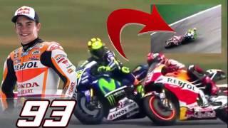 Marc Marquez Dichiarazione su Incidente con Rossi - MotoGp Malesia