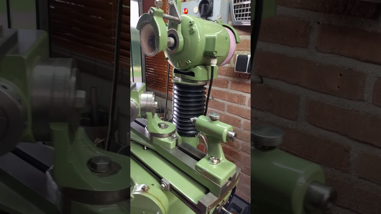 Union Tool Cutter Grinder (sold)