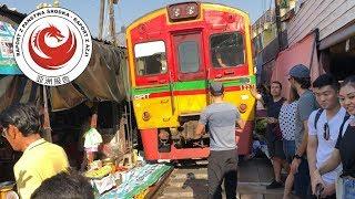 Bazar na torach - Tajlandia #23