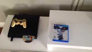 WHAT HAPPENS WHEN YOU PUT A PS4 Game in A PS3