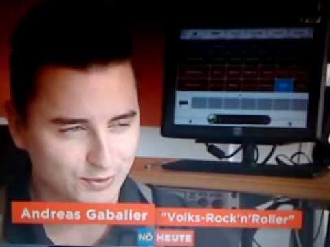 Andreas Gabalier Konzert Heute