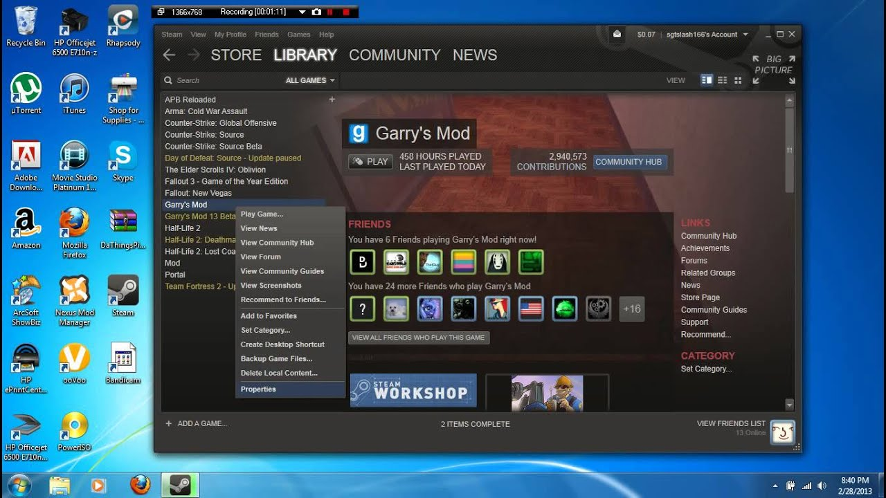 How To Make Your Steam Source Games Run Faster (2013)