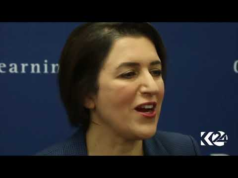 Bayan Sami Abdul Rahman on Kurdistan referendum, UC, San Diego