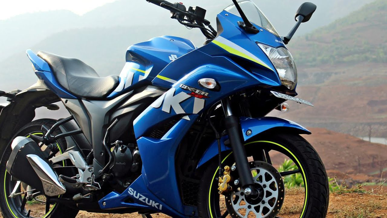 Suzuki Gixxer 150 SF | Specifications and Features Review ...
